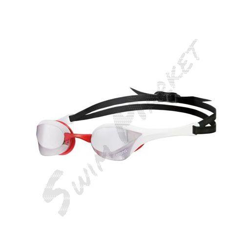 Arena Cobra ultra mirror - bílo/červená