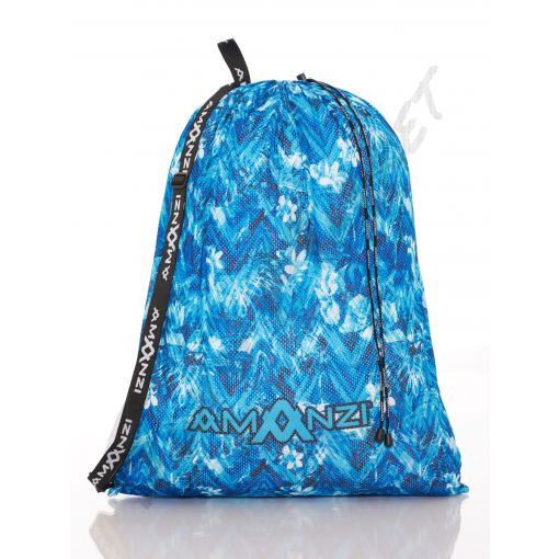 Amanzi Mesh Bag Blue Crush