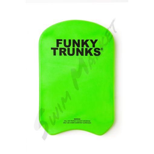 Funky TrunksKickboard StillBrasil Solid