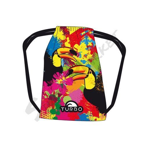 Turbo Mesh Bag Tucan Colors