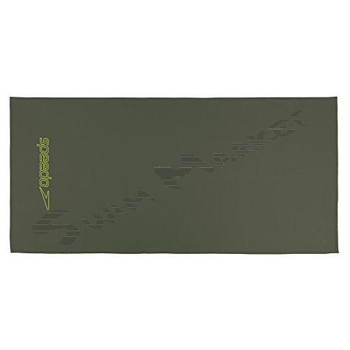 Speedo Light Towel hedgerow