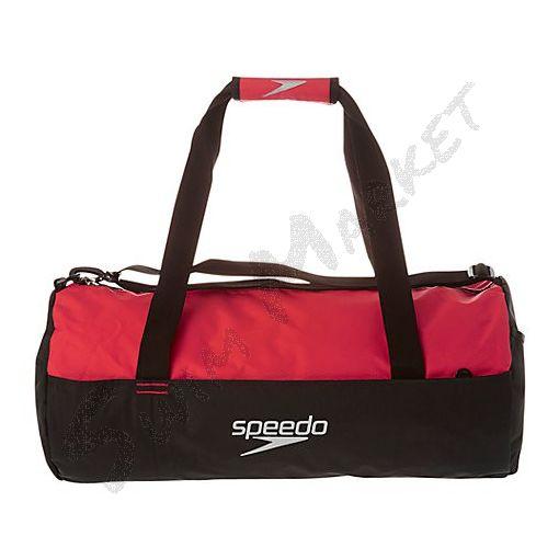 Speedo Duffel bag red