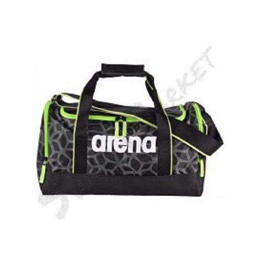 Arena Spiky 2 Medium black fluo green